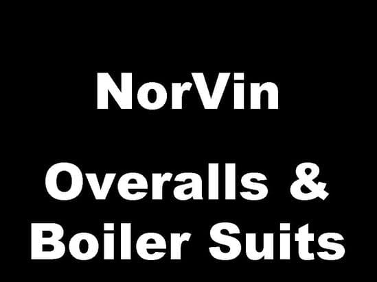 Norvin Classic Motorcycle Overalls and Boiler Suits