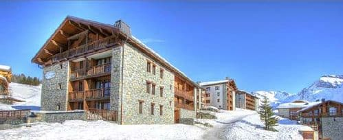 La Rosiere, Balcons, 6 bedrooms for 12/14