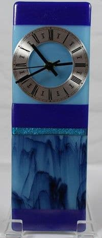 10 x 30 Blue with irid and dichroic glass 4682