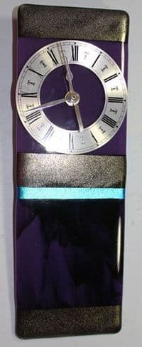NOT FOR SALE 10 x 30cm clock