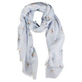 'A Waddle & a Quack' Duck Scarf