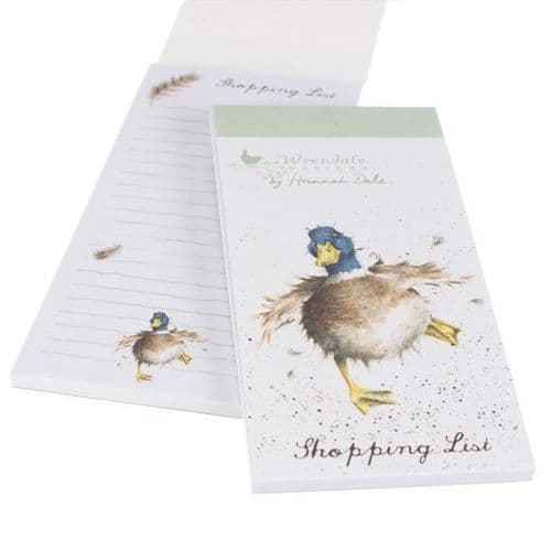 'A Waddle & a Quack' Duck Shopping Pad