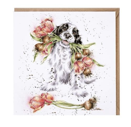 'Blooming with Love' Card - CS209
