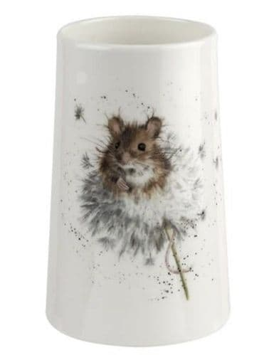 'Dandelion' Country Mouse Small Vase