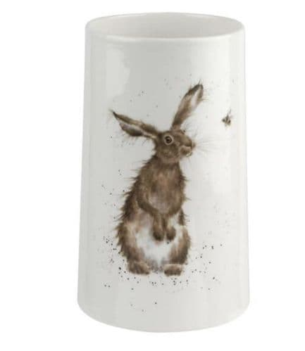 'Hare and the Bee' Medium Vase