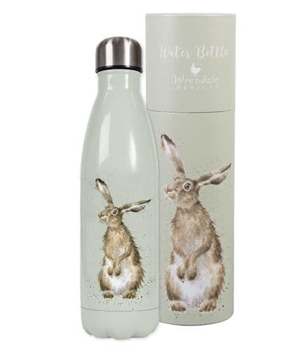 'Hare and the Bee' Water Bottle 500ml