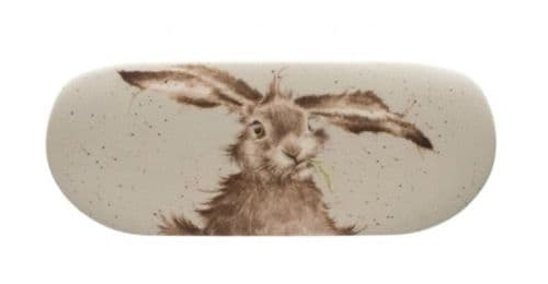 'Hare-Brained' Glasses Case