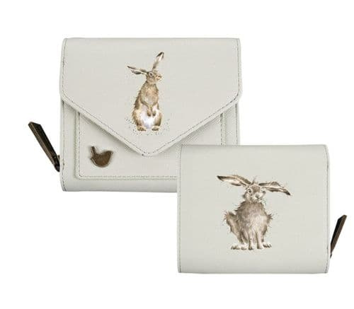 'Hare-Brained' Small Purse - PUS001