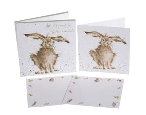'Hare' Notecard Pack - NCP003
