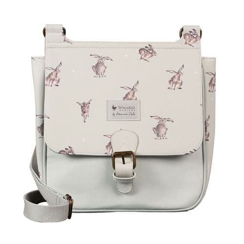 'Leaping Hare' Satchel Bag