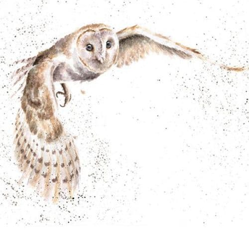 'On the Wing' Card CS117