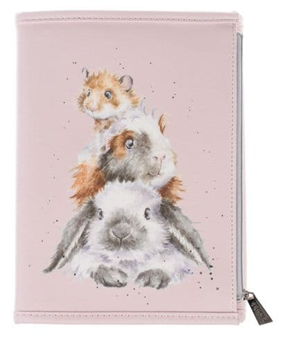 'Piggy in the Middle' Notebook Wallet