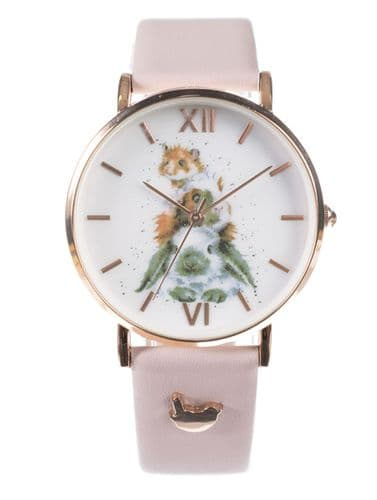 'Piggy in the Middle' Vegan Watch