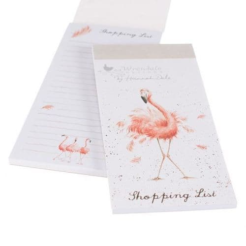 'Pretty in Pink' Flamingo Shopping Pad