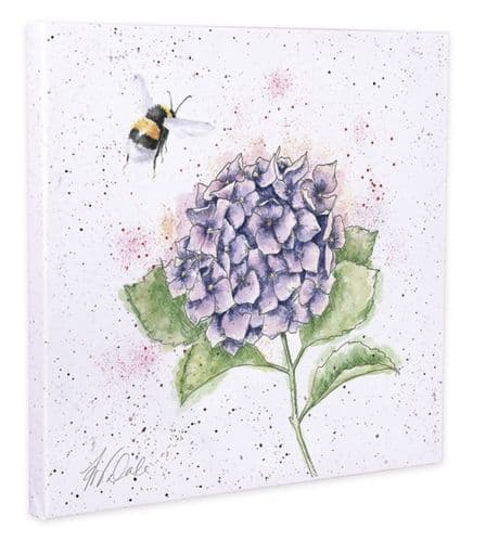 'The Busy Bee' Canvas