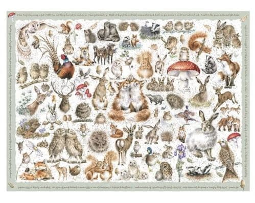 'The Country Set' Jigsaw Puzzle - PUZZLE001