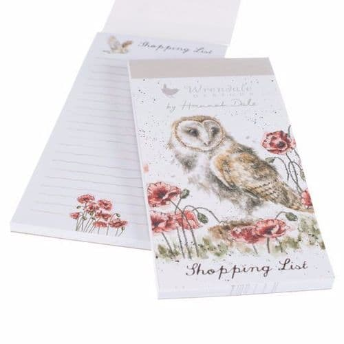 'The Lookout' Owl Shopping Pad