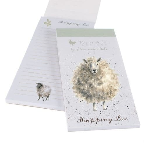 'The Woolly Jumper' Shopping Pad