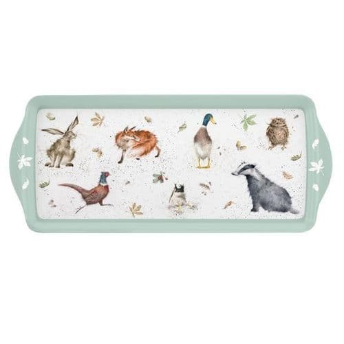 Country Set Sandwich Tray