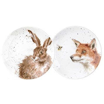 Hare & Fox Coupe Plates