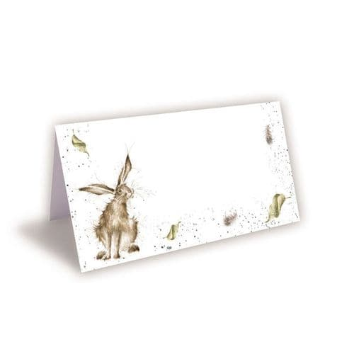 Hare Place Cards (Pack of 8)