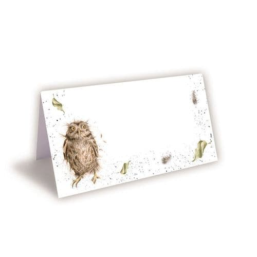 Owl Place Cards (Pack of 8)