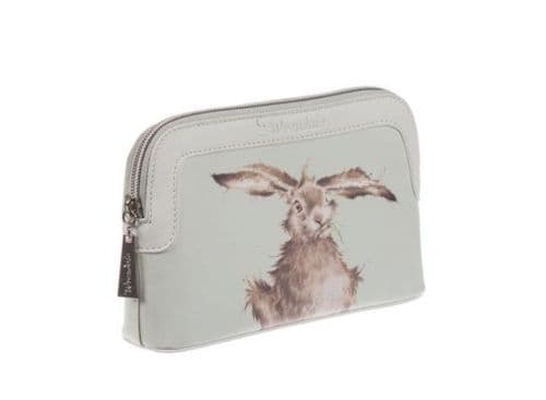 Small 'Hare-Brained' Cosmetic Bag