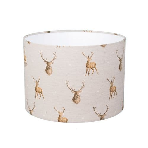 Small 'Stag' Lampshades