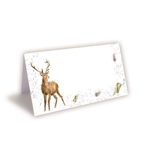 Stag Place Cards (Pack of 8)