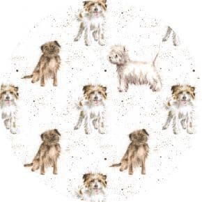 Terriers Gift Wrap