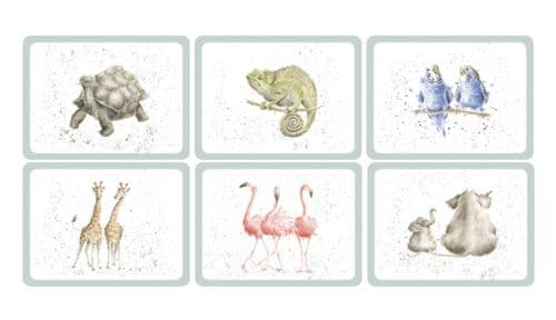 Zoology Placemats