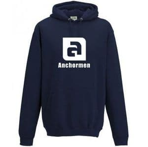 Anchormen Hoodie - Childs & Adults