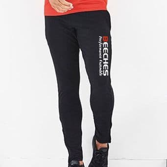 Beeches mens taped jogpants