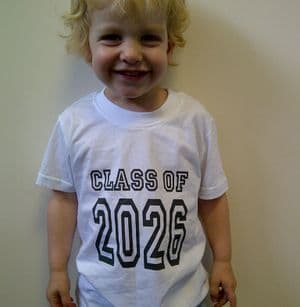 CLASS OF School Leavers Toddler/Children's T-Shirt