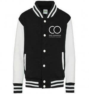 CO Kids Varsity Jacket