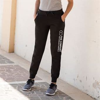 CO Ladies Cuffed Jog Pants