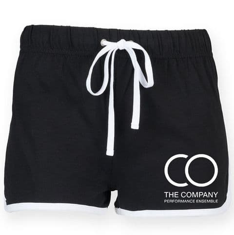 CO Ladies Retro Shorts
