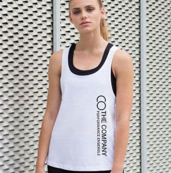 CO Ladies Workout Vest