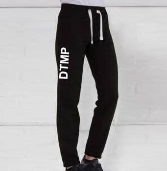 DTMP Girlie Cuffed Joggers  (JH076)