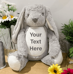 Personalised Bunny Rabbit Teddy Bear