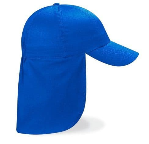 Personalised Child's Legionnaire Style Cap (BC11B)
