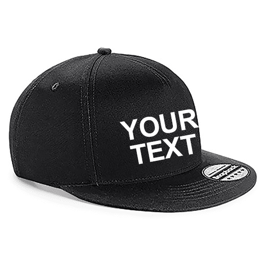 Personalised Child's Snapback Cap