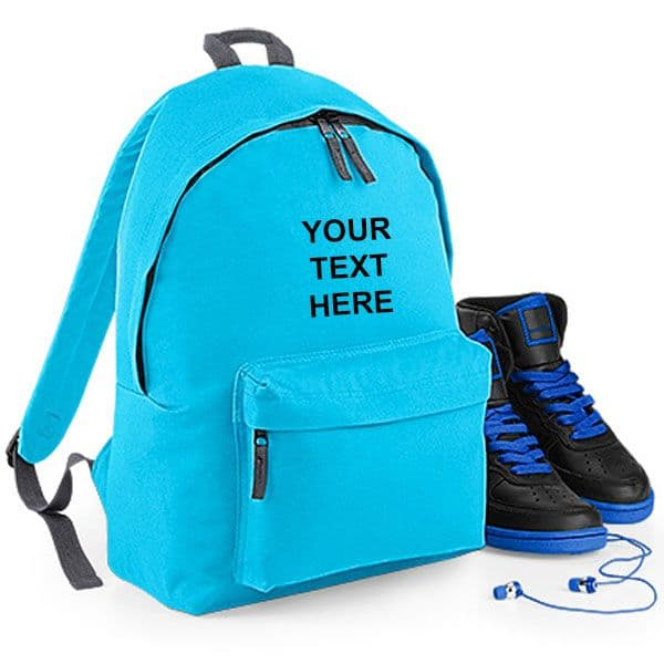 Personalised Kids Fashion Backpack