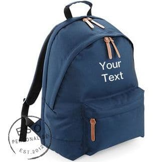 Personalised Laptop Backpack Bag