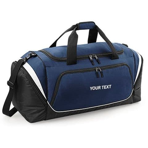 Personalised Pro Team Jumbo Kit Bag
