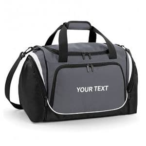 Personalised Pro Team Locker Holdall Bag