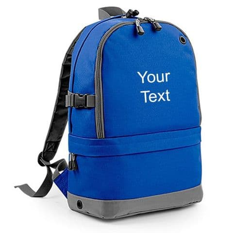 Personalised Sports Backpack