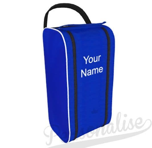 Personalised Sports Boot Bag / Shoe Bag