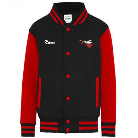 St Gregorys Varsity Jacket - Adult & Childs