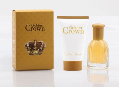 Golden Crown FP8185 2pc Gift set
